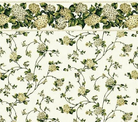 Kismet White Wallpaper