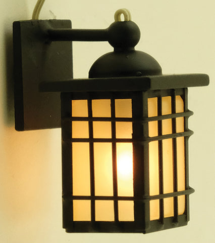 Craftsman Coach Lamp