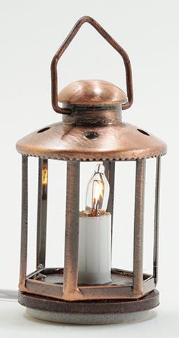 Lantern, Copper, 12 Volt