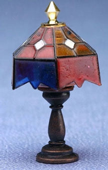 Tiffany Lamp with Multi Shade