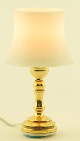 Beveled Shade Table Lamp