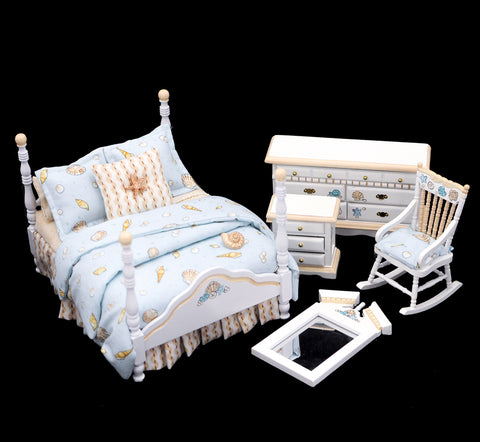 Bedroom Set, Beach Theme