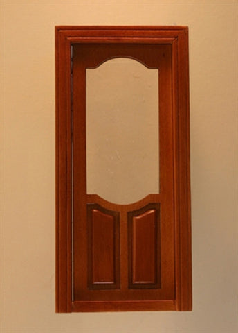 Stannford Exterior Door, Walnut Finish