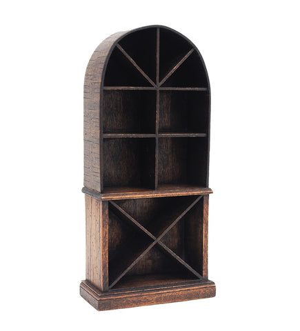 Arched Wine Cabinet