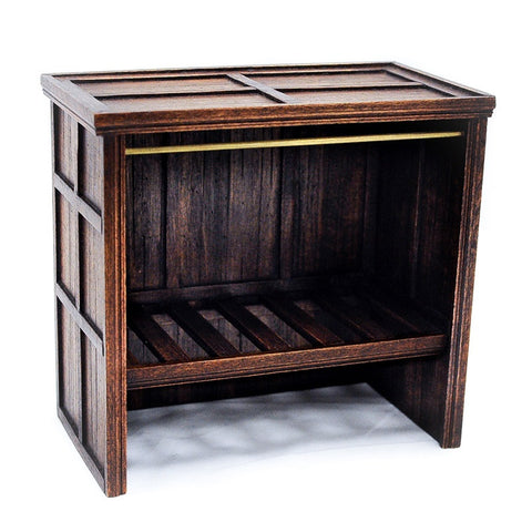 Tudor Cupboard Bed by Michael Mortimer