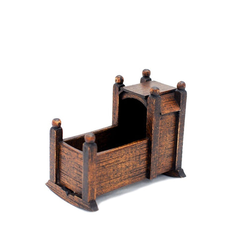 Michael Mortimer Jacobean Cradle