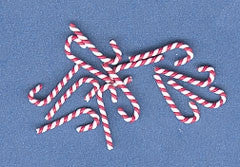 Miniature Scale Candy Canes