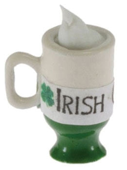 Irish Coffee Mug, Filled