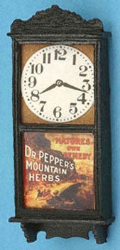 Dr. Pepper Wall Clock