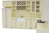 Mercer Five Piece Kitchen Set by Bespaq