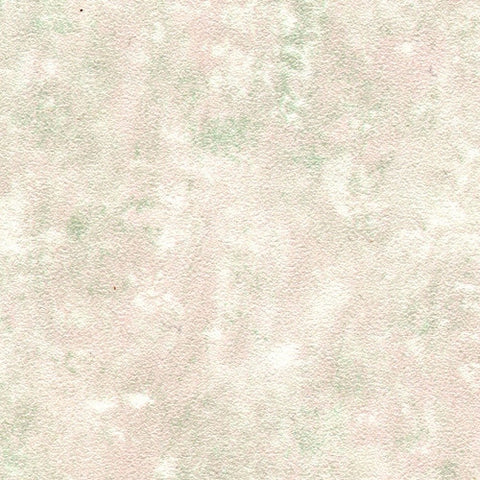 Green and Pink Impressions Prepasted Wallpaper