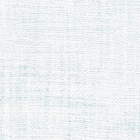 Pale Aqua Grass Cloth Pattern Prepasted Wallpaper
