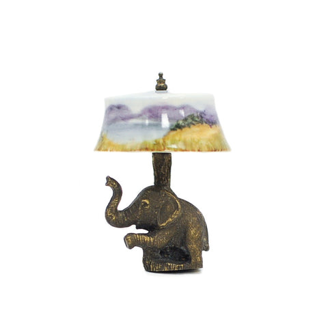 Lamp with Elephant by Niglo
