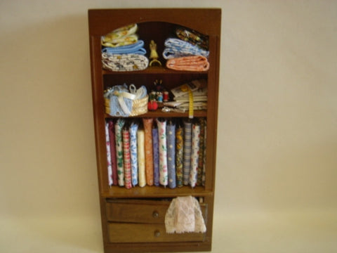 Quilting Shelves
