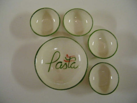 Pasta Five Piece Set