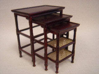 French Country Nesting Tables