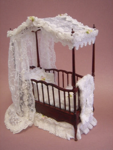 Crib, Bespaq Piece dressed by Serena Johnson Out of Stock