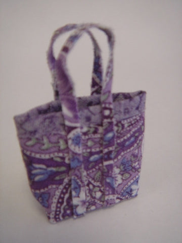 Vera Style Tote, Large, Lavender