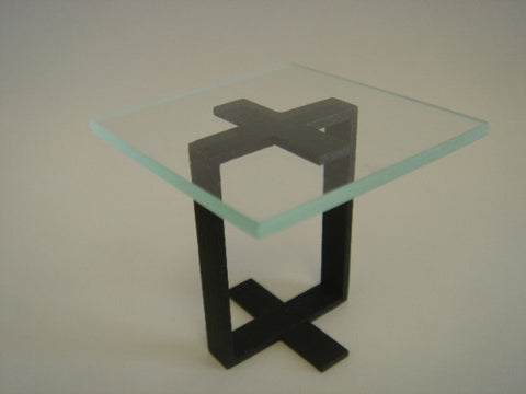 WER End Table, Modern