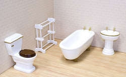 Bathroom Set by Melissa and Doug
