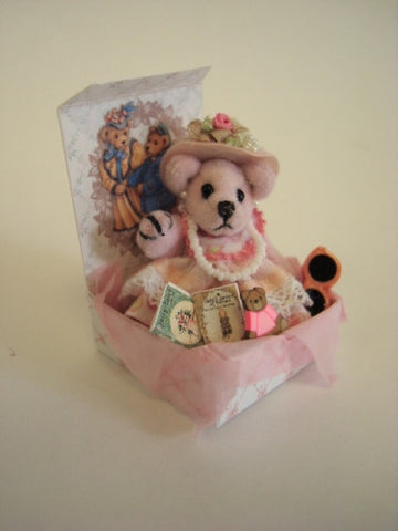Bear in a Box by Loretta