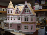 Queen Anne Model, Pinks and White SOLD