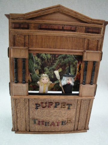 Puppet Theatre By Taller Targioni