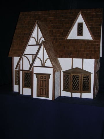 Tudor Cottage by Alessio SPECIAL ORDER
