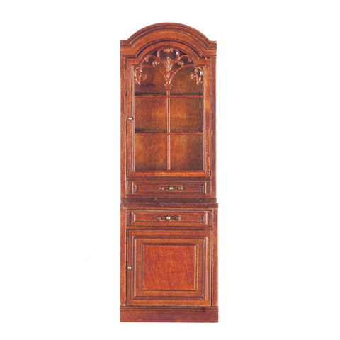 Formal Kitchen Cabinet, Right Side, Walnut