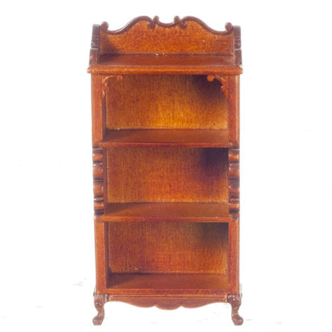 Vitrine Shelves, Mahogany Finish*