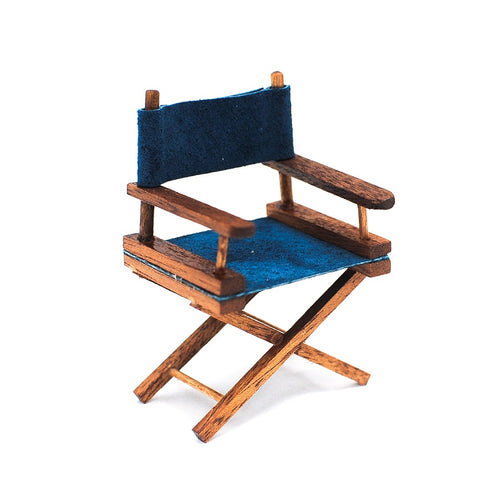 Director's Chair, Blue