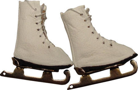 Ice Skates, Genuine Leather