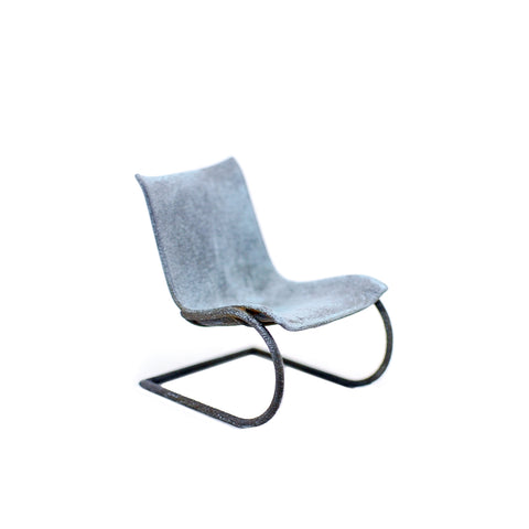 Modern Slingback Chair by Paris Renfroe