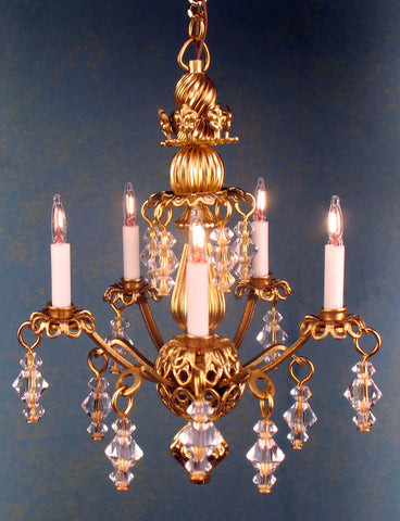 Princess Abigail Chandelier