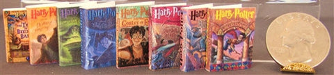 Set of Harry Potter Books OUT OF STOCK