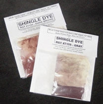 Shingle Dye, Reddish Brown