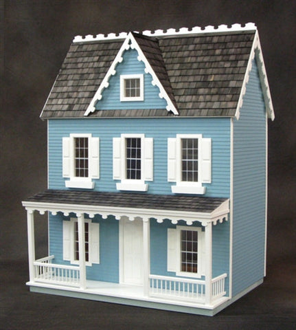 Vermont Farmhouse Junior Dollhouse Kit