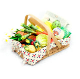 Basket of Fresh Produce Style B