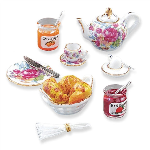 Continental Breakfast Set by Reutter