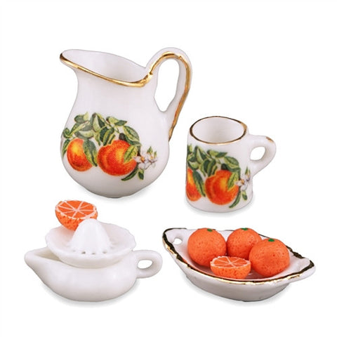 Fresh Orange Juice Set