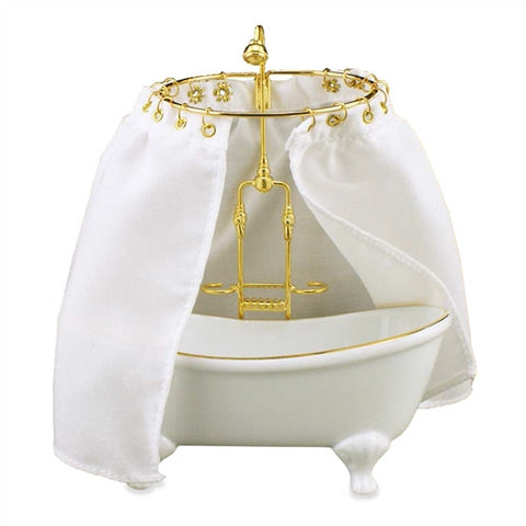 Classic White Tub and Shower, Introductory Price