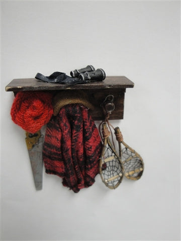 Woodsman Coat Rack