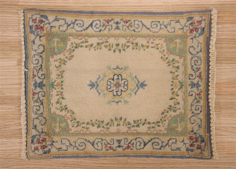 Tidewater Savonnerie Needlepoint Rug SOLD