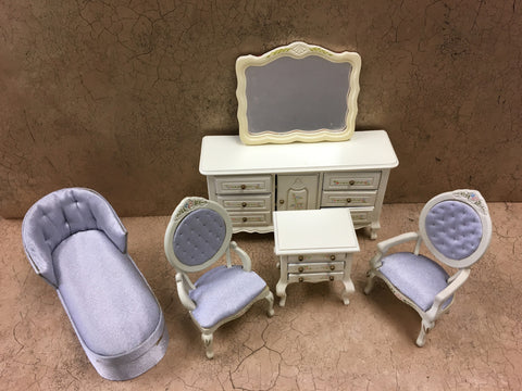 Vintage Bespaq Bedroom Furnishings
