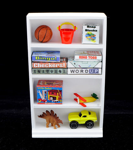 Toy Cabinet, Boys Room
