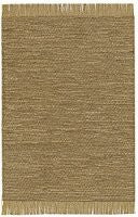 Woven Area Rug, Pale Gold