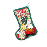 Christmas Stocking with Santa