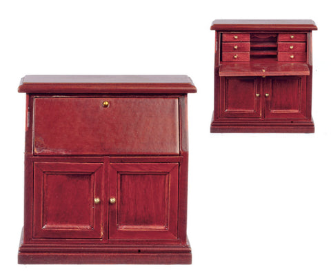 Secretary Desk, Mahogany, On Special