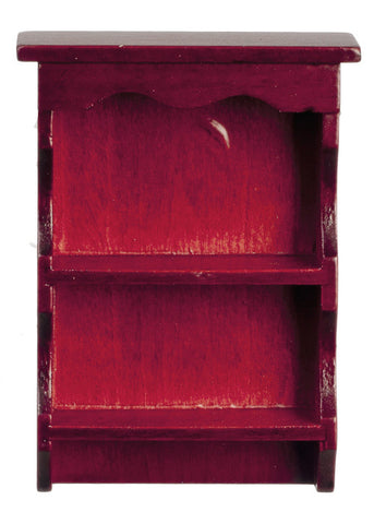 Wall Shelf, Mahogany