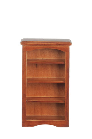 Book Shelves, Walnut Finish